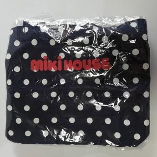 ミキハウス(mikihouse)のMIKI HOUSE/ミキハウス/ミニトート/お弁当バック(トートバッグ)