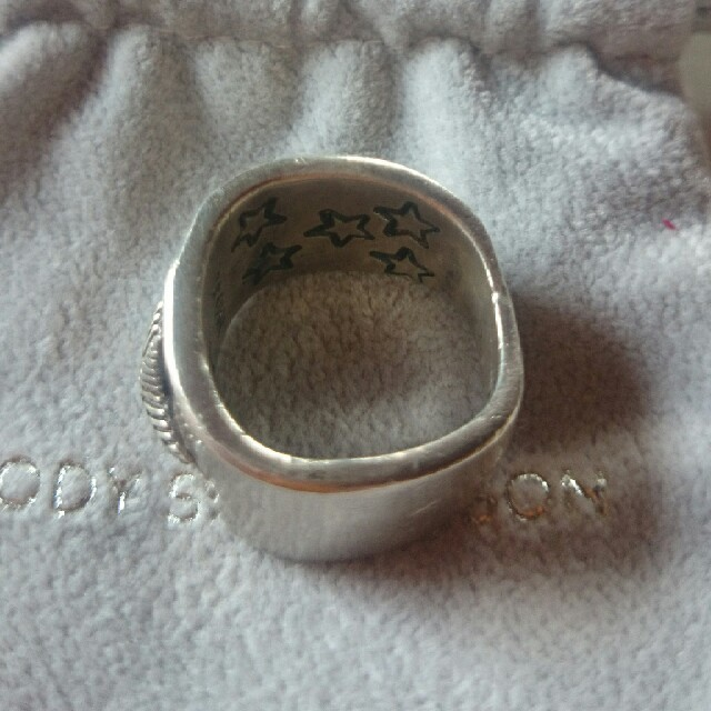 goro's(ゴローズ)のコディーサンダーソンプレーンスターリングCODYSANDERSON メンズのアクセサリー(リング(指輪))の商品写真