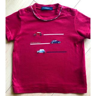 バーバリー(BURBERRY)の✴︎Burberry バーバリー 半袖 Tシャツ 80 ✴︎(Tシャツ)