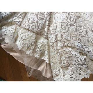 ヴェラウォン(Vera Wang)の確認用ページ BHLDN ドレス(ウェディングドレス)