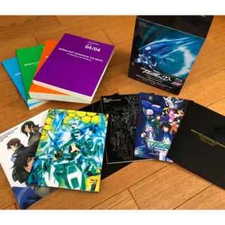 バンダイ(BANDAI)の劇場版 機動戦士ガンダムOO Blu-ray 初回限定生産版(アニメ)