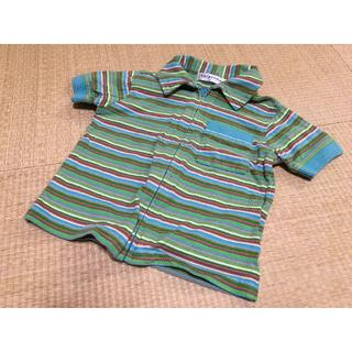 ニシマツヤ(西松屋)のシャツ 上着 90(ブラウス)