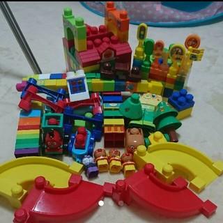 アンパンマン(アンパンマン)のアンパンマン  メガ ブロック(積み木/ブロック)