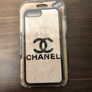 シャネル(CHANEL)のアイフォン8プラス  ケース(iPhoneケース)