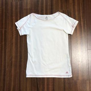 アディダス(adidas)の♪ adidas Tシャツ レディース Lサイズ ♪(Tシャツ(半袖/袖なし))