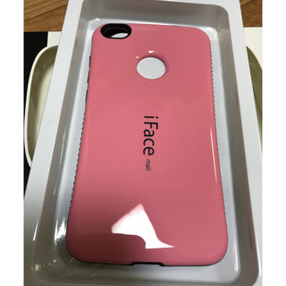 cf95a8a3b1 耐衝撃iface mall Huawei nova liteケース ピンク(Androidケース)