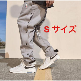FEAR OF GOD - S NIKE Fear Of God Warm Up Pants Grey