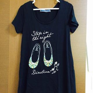 ジエンポリアム(THE EMPORIUM)のThe EMPORIUM☆blackロゴ(Tシャツ(半袖/袖なし))