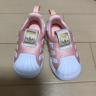 アディダス(adidas)のアディダス スーパースター360 I スリッポン スニーカー 12cm(スニーカー)