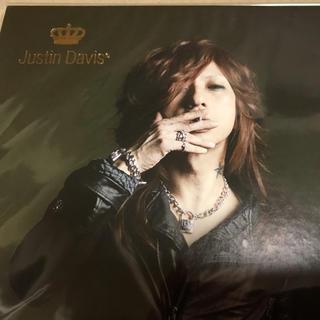 Justin Davis - 清春 パネル