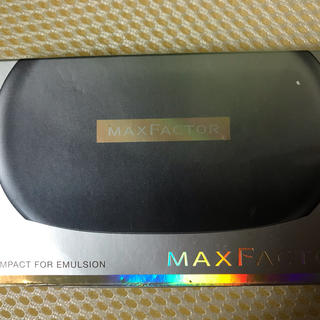 マックスファクター(MAXFACTOR)のマックスファクターのファンデケース(ファンデーション)