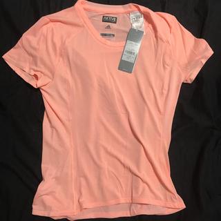アディダス(adidas)のアディダス 新品 トップス Tシャツ ランニング M(ウェア)