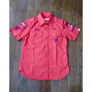 アベイシングエイプ(A BATHING APE)のBAPE ベイプ レディース 半袖シャツ(シャツ/ブラウス(半袖/袖なし))
