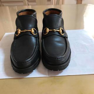 グッチ(Gucci)の大幅値下げ グッチローファー レディース美品(ローファー/革靴)