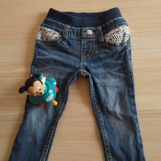 ニシマツヤ(西松屋)のジーンズ 80サイズ(その他)