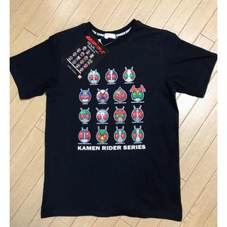 バンダイ(BANDAI)の仮面ライダーシリーズプレミアム Tシャツ 黒 M(Tシャツ/カットソー(半袖/袖なし))