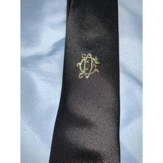 ディオールオム(DIOR HOMME)のDior 刺繍ネクタイ(ネクタイ)