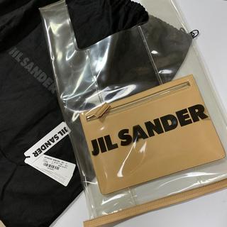 ジルサンダー(Jil Sander)のJIL SANDER ジルサンダー MARKETBAG PVC (トートバッグ)
