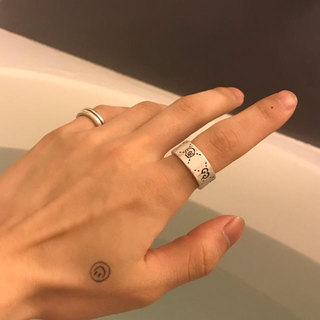 グッチ(Gucci)のGucci グッチゴーストリング(リング(指輪))