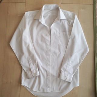 シマムラ(しまむら)の男子学生服ワイシャツ長袖160(ブラウス)