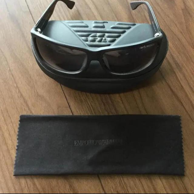 Emporio Armani(エンポリオアルマーニ)のEMPORIO ARMANI エンポリオ アルマーニ サングラス メンズのファッション小物(サングラス/メガネ)の商品写真