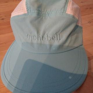 モンベル(mont bell)のモンベル 垂れつきフード キッズ(帽子)
