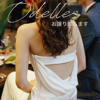 ヴェラウォン(Vera Wang)のodelle オデール ウェディングドレス 美品(ウェディングドレス)