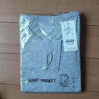 ロングTシャツ ライトグレー(Tシャツ(長袖/七分))