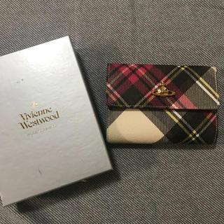 ヴィヴィアンウエストウッド(Vivienne Westwood)の【中古美品】 Vivienne Westwood 財布(財布)
