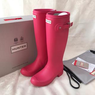 ハンター(HUNTER)の新品 HUNTER レインブーツ UK3(レインブーツ/長靴)