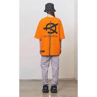ヴァンキッシュ(VANQUISH)の⭐タイムセール OY Tシャツ オレンジ(Tシャツ/カットソー(半袖/袖なし))