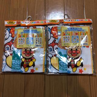 アンパンマン(アンパンマン)のアンパンマン 新品 ガーゼハンカチ 6枚(ベビースタイ/よだれかけ)