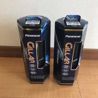 パナソニック(Panasonic)のパナレーサー 超軽量タイヤ・ジラー(富士ヒル限定モデル)(パーツ)