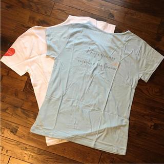 トリンプ(Triumph)の新品未使用!Triumph ノベルティ*Tシャツ 2枚セット(Tシャツ(半袖/袖なし))