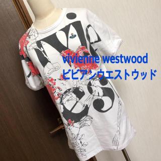ヴィヴィアンウエストウッド(Vivienne Westwood)のvivienne westwood   ビビアンウエストウッド  (Tシャツ(半袖/袖なし))