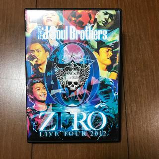 サンダイメジェイソウルブラザーズ(三代目 J Soul Brothers)の三代目JSoul Brothers ZERO DVD(ミュージック)