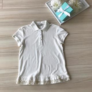 モンクレール(MONCLER)の【美品】MONCLER♡ポロシャツ♡(ポロシャツ)