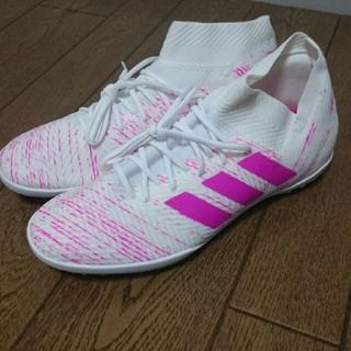アディダス(adidas)のアディダス ネメシス18.3ターフトレーニングシューズ25.5センチ(シューズ)