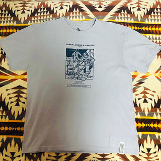 マウンテンリサーチ(MOUNTAIN RESEARCH)の【Mountain Research】Moon Camp T-shirts(Tシャツ/カットソー(半袖/袖なし))