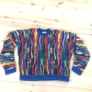 クージー(COOGI)のCOOGI クージー ニット 美品 90s(ニット/セーター)