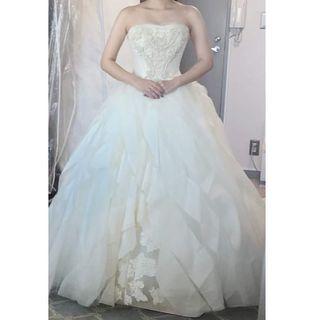 ヴェラウォン(Vera Wang)のverawang リーゼル US2(ウェディングドレス)
