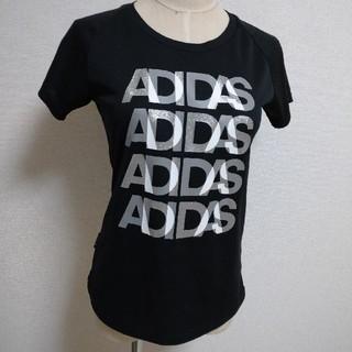 アディダス(adidas)のadidas スポーツTシャツ ブラック(その他)