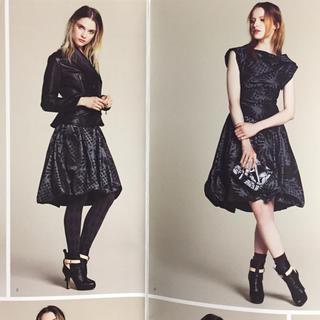 ヴィヴィアンウエストウッド(Vivienne Westwood)のヴィヴィアンウエストウッド viviennewestwood ドレス ワンピース(ミディアムドレス)