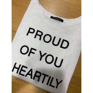 イング(INGNI)のINGNI 長袖Tシャツ(Tシャツ(長袖/七分))