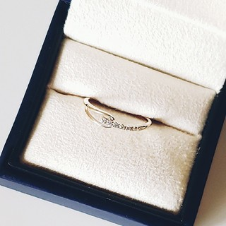 ヴァンドームアオヤマ(Vendome Aoyama)のヴァンドームアオヤマ 7号 ダイヤモンドリング(リング(指輪))