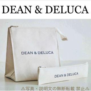 ディーンアンドデルーカ(DEAN & DELUCA)の⭐️新品⭐️【DEAN & DELUCA】ランチバッグ&カトラリーポーチ★付録(エコバッグ)
