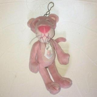 ✴︎新品✴︎ ピンクパンサー ぬいぐるみ キーホルダー(キャラクターグッズ)