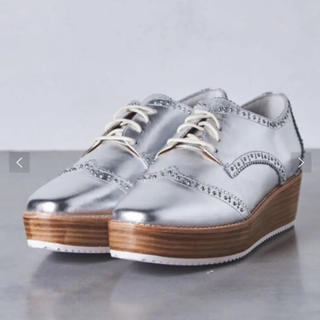 ユナイテッドアローズ(UNITED ARROWS)のユナイテッドアローズ オックスフォード シューズ 35(ローファー/革靴)