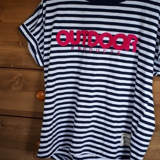 アウトドアプロダクツ(OUTDOOR PRODUCTS)の。Tシャツ(Tシャツ(半袖/袖なし))