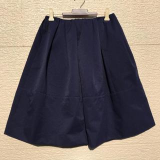 ナノユニバース(nano・universe)のナノユニバース スカート ネイビー 36(ひざ丈スカート)